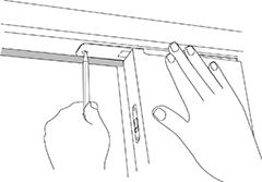 ... Best Front Door Locks Source · Safe Homes International French Door Kit  Installation