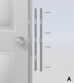 Door Reinforcements Amp Door Reinforcement