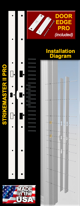 The StikeMaster II Pro The Strikemaster II Pro  sc 1 st  Safe Homes International! & The StrikeMaster II Pro